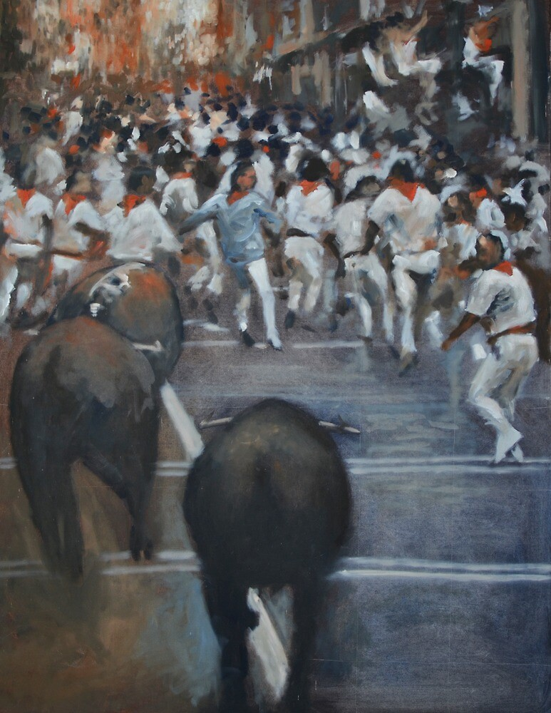 The Bulls Revenge by Mick Kupresanin