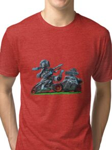 All Terrain Tactical Mech Tri-blend T-Shirt