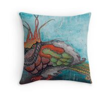 Sheltering Throw Pillow