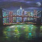 Night Lights by Christina Herbert