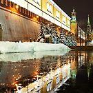 Kremlin by Gouzelka