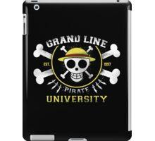 Grand Line University iPad Case/Skin