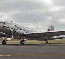 TAA DC-3 by Bairdzpics