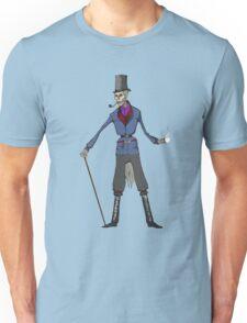 Skeleton-1800s Unisex T-Shirt