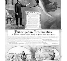 Emancipation Proclamation  by warishellstore