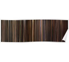 Moviebarcode: The Godfather Trilogy (1972-1990) Poster