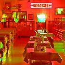 Diner by © Jolie  Buchanan