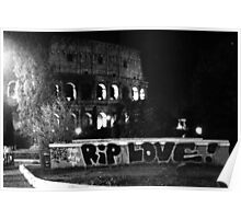 R.I.P Love Poster