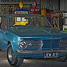 Auto Garage by AlMiller