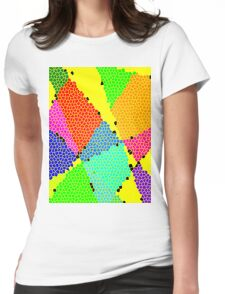 Colour Anyone? Womens Fitted T-Shirt