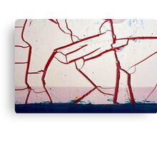 Rhythm is a Dancer Canvas Print