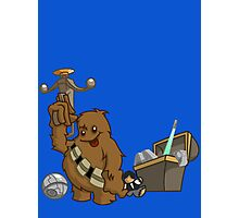Little Chewie Photographic Print