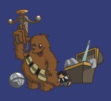 Little Chewie by jonnychiba
