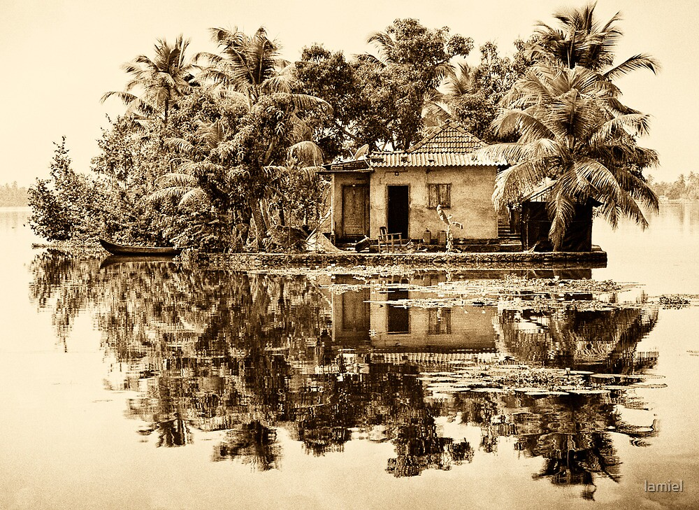 In the Backwaters by lamiel