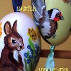 Easter  card by Heidi Mooney-Hill