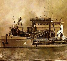 "MV City of Chichester"" by dmacwill"