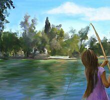Quiet Waters by Erica Yanina Lujan