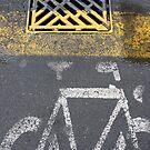 painted bike by fabio piretti