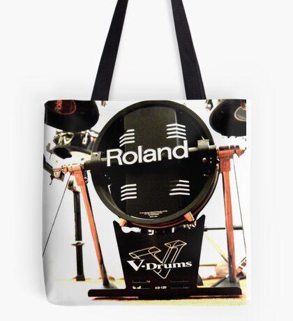 Roland V Base Drum Tote Bag