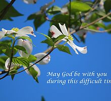 May God Be With You by DebbieCHayes