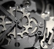 ClockWorks by rickvohra