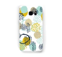 Jamm - abstract art painting brushstrokes modern minimal paint trendy colors hipster gender neutral  Samsung Galaxy Case/Skin