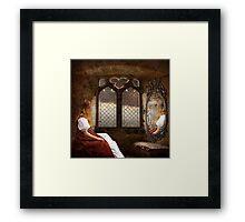 The Lady of Shalott Framed Print