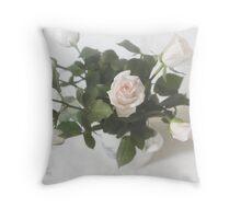 For Olivia Throw Pillow