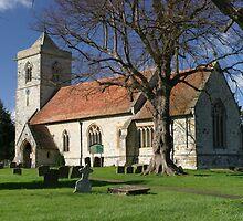 Bishop's Itchington Church by Judith Christian-Carter