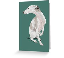 Willow on My Mind Greeting Card