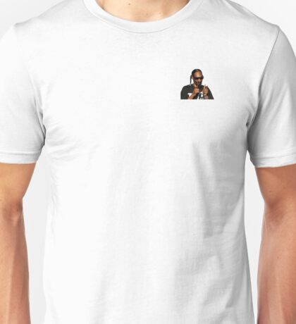 Snoop Dogg for your Stuffs Unisex T-Shirt