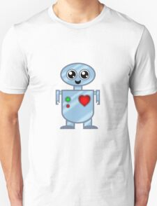Little Robot Unisex T-Shirt