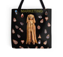 Scream Marketing Tote Bag