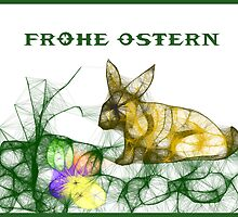 Happy Easter-Scrippler by RosiLorz