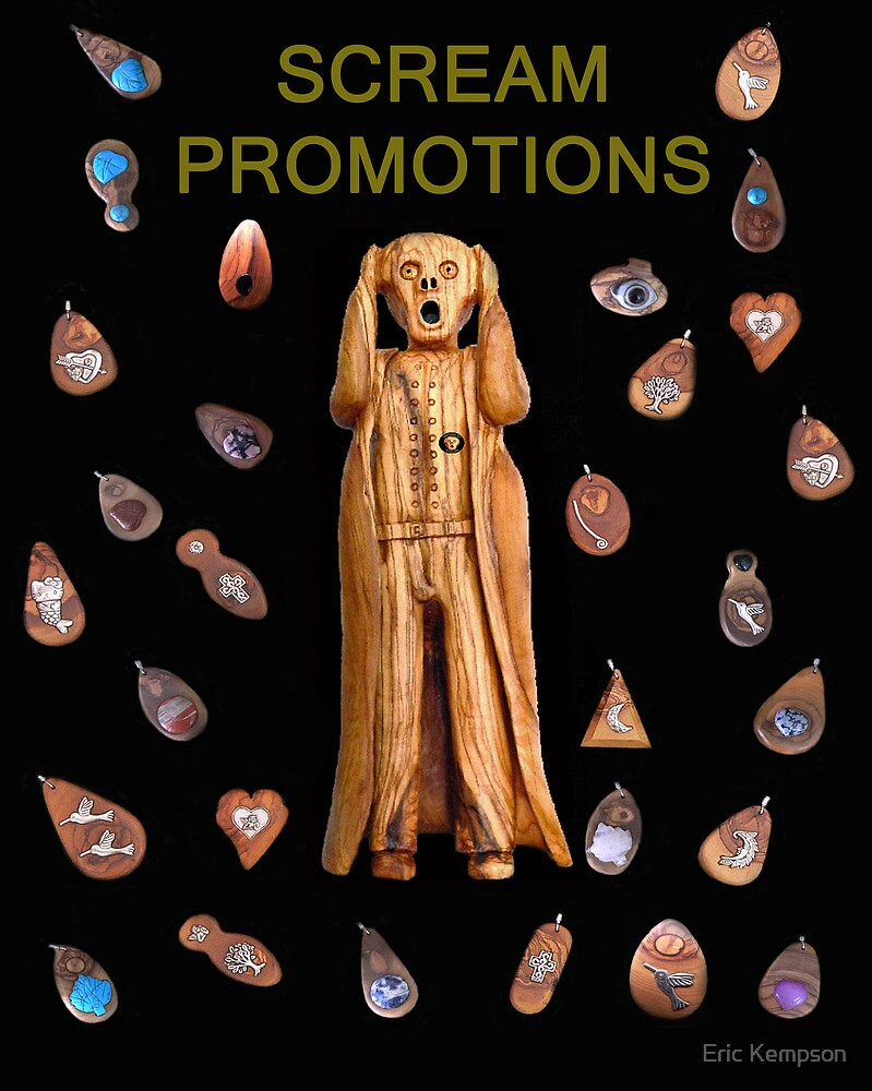 Scream Promotions by Eric Kempson