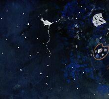 Maloni Malini Paints Quasars by SoleilSmile