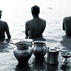 Morning rituals by Carlos Neto