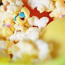 Popcorn Challenge! by kristideephotog