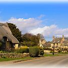 Chipping Campden Cottage  Cotswolds UK  by James  Key
