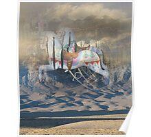 Desert Carousel Poster