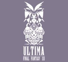 FFXII Esper Series: Ultima by slicepotato