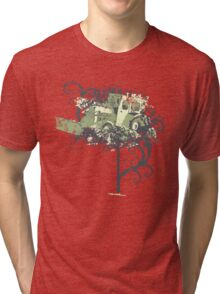 Organic Takeover  Tri-blend T-Shirt
