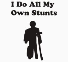 I Do All My Own Stunts  by Rajee