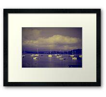 Bantry Bay Framed Print