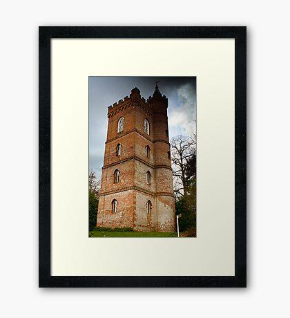 Gothic Tower Framed Print