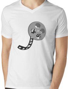 Film Reel Mens V-Neck T-Shirt