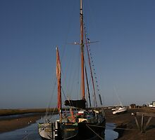 Blakeney, Norfolk by Judith Christian-Carter