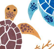The Sea Turtle Pattern Sticker