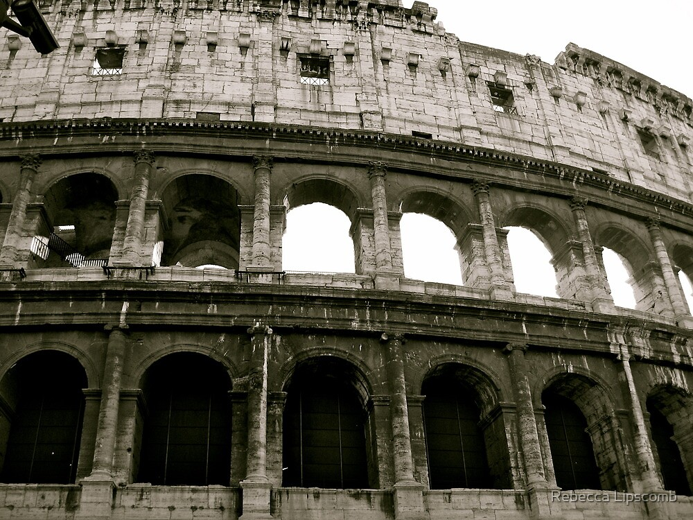 Home of the Gladiators by Rebecca Lipscomb