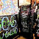 Graffiti  by CassandraLaine